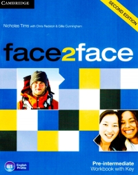 A2 Cambridge Face 2 face Pre-Intermediate Workbook
