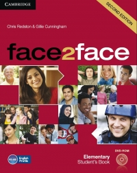 A1+ Cambridge Face 2 face Elementary Student`s Book