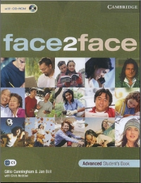 C1 Cambridge Face 2 face Advanced Student's Book