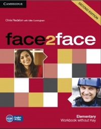 A1+ Cambridge Face 2 face Elementary Workbook