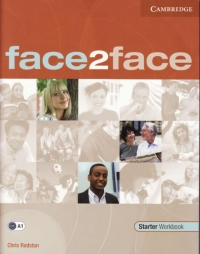A1 Cambridge Face 2 face Starter Workbook
