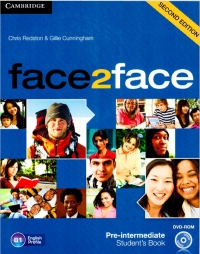 A2 Cambridge Face 2 face Pre-Intermediate Student's Book