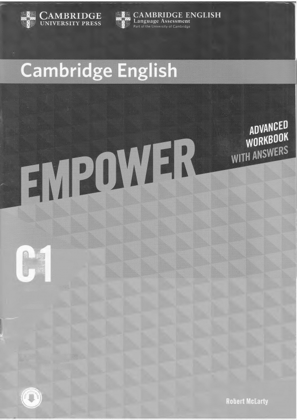 C1 Cambridge English Empower C1 WB