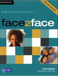B1 Cambridge Face 2 face Intermediate Workbook